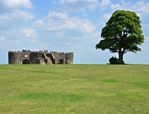 Beacon Hill Castle