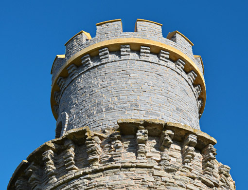 Dunstall Castle