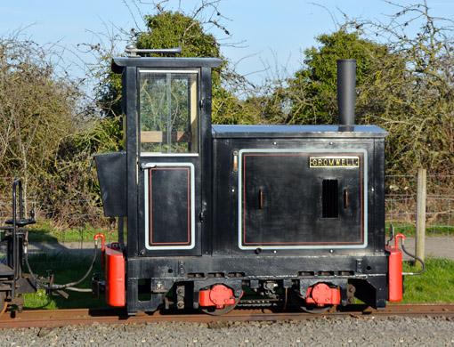 Evesham Vale Light Railway