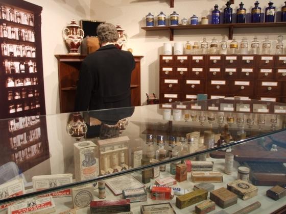 George Marshall Medical Museum