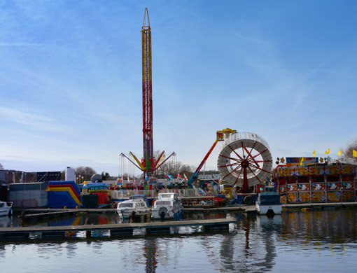 Treasure Island Fairground