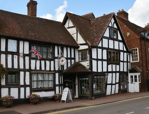 The Tudor House – Upton on Severn
