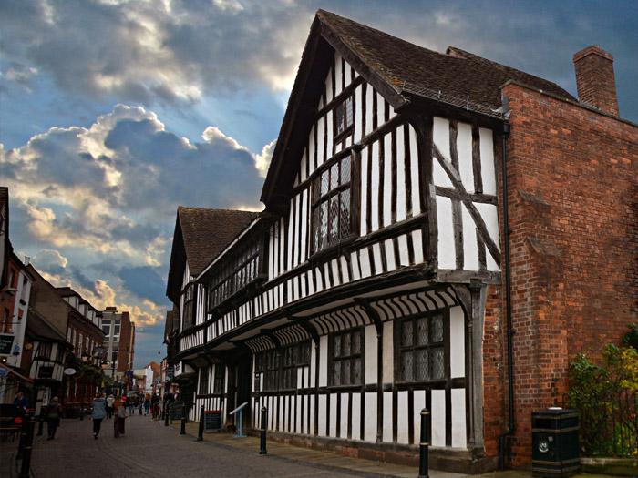 Greyfriars Worcester