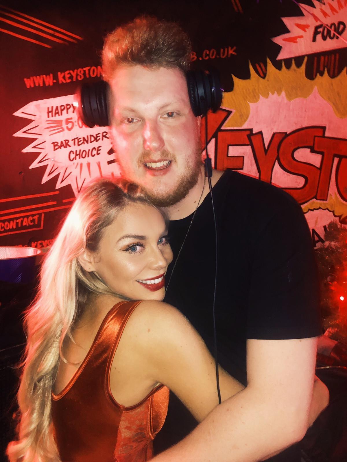 GingeDJ   Keystones Resident DJ