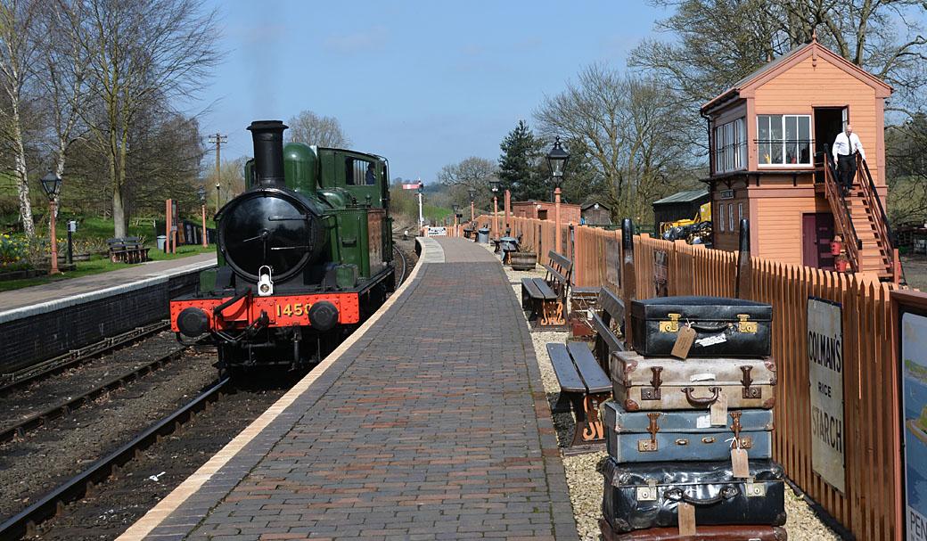 Arley Train Station