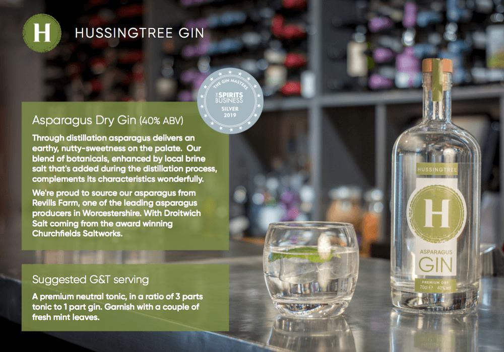 Hussingtree Gin