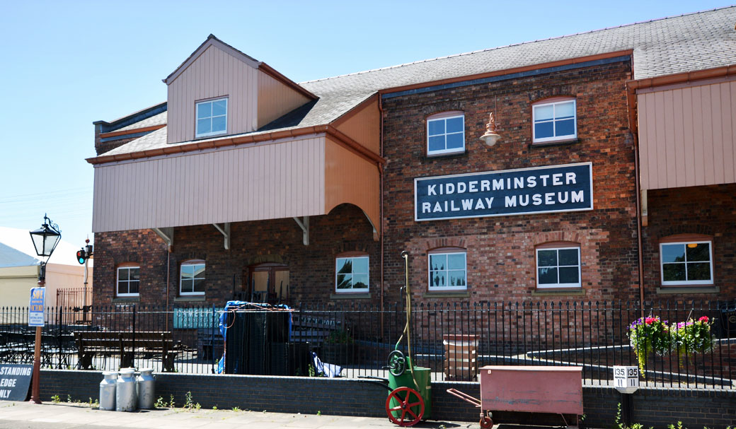 Kidderminster Railway Museum