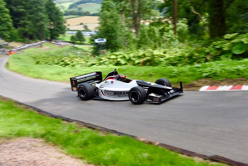 Shelsley Walsh Speed Hill Climb