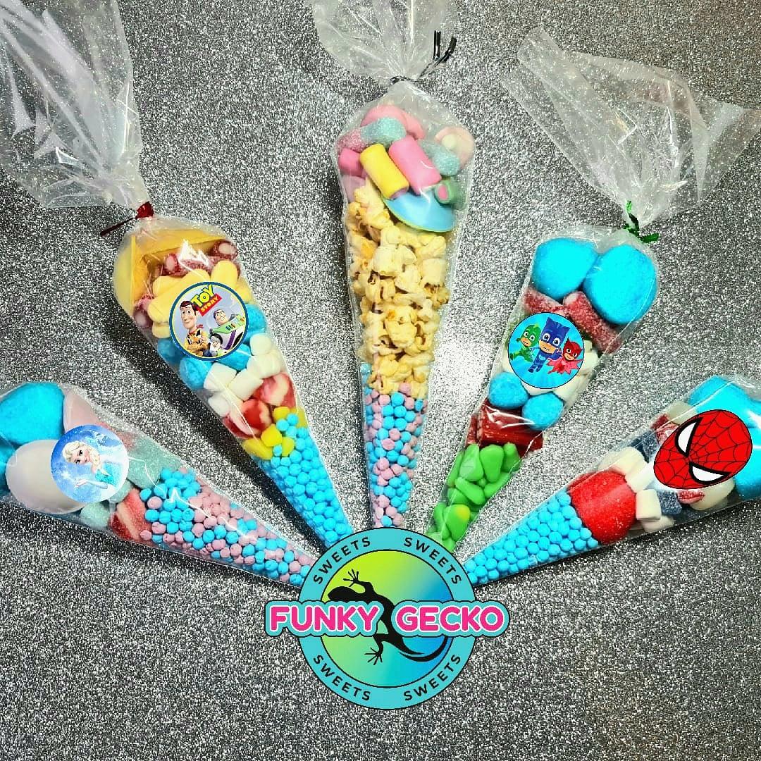 Funky Gecko Sweets