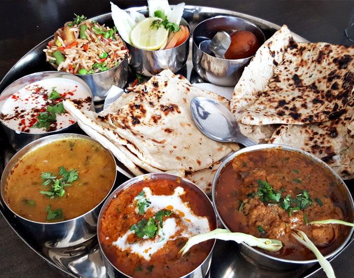 Worcester Mela South Asian Food